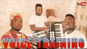 Samspedy Comedy – Never Correct an African Parent